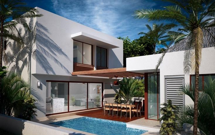 Foto de casa en venta en  , tulum centro, tulum, quintana roo, 929343 No. 01