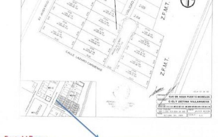Foto de terreno habitacional en venta en tulum oriente, villas tulum, tulum, quintana roo, 285610 no 01