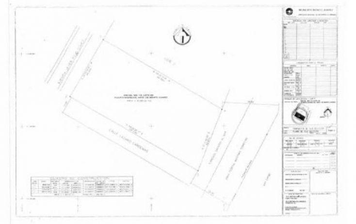 Foto de terreno habitacional en venta en tulum oriente, villas tulum, tulum, quintana roo, 285610 no 02