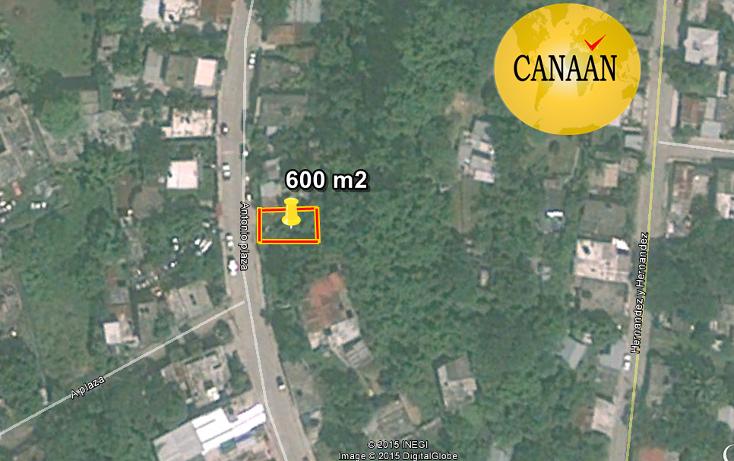 Foto de terreno habitacional en venta en  , t?xpam de rodr?guez cano centro, tuxpan, veracruz de ignacio de la llave, 1067349 No. 01