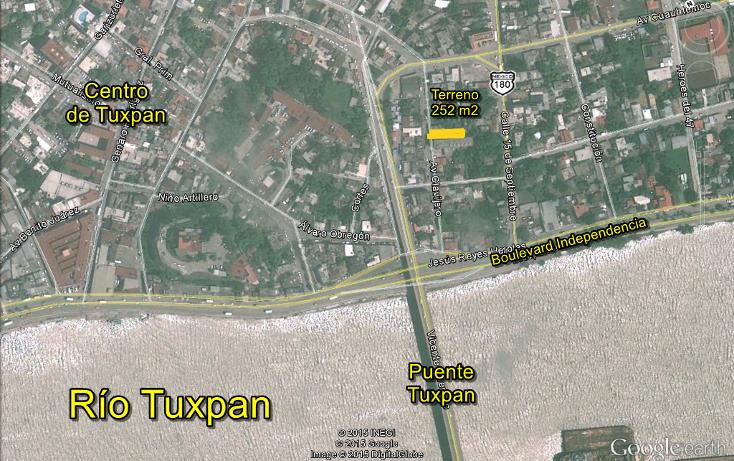 Foto de terreno comercial en venta en  , túxpam de rodríguez cano centro, tuxpan, veracruz de ignacio de la llave, 1090141 No. 02