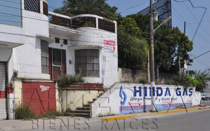 Foto de terreno comercial en venta en  , túxpam de rodríguez cano centro, tuxpan, veracruz de ignacio de la llave, 1103893 No. 01