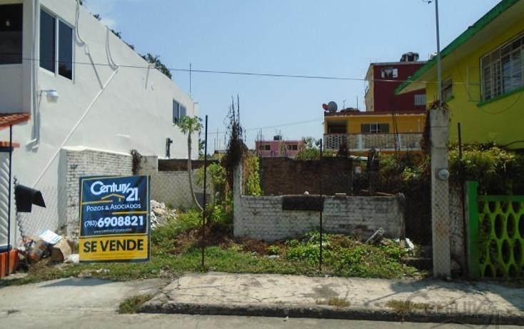 Foto de terreno habitacional en venta en  , t?xpam de rodr?guez cano centro, tuxpan, veracruz de ignacio de la llave, 1863354 No. 01