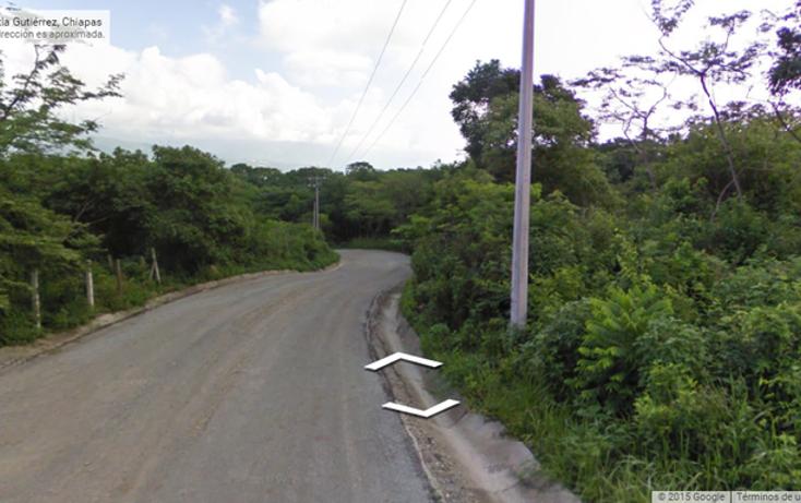 Foto de terreno habitacional en venta en  , tuxtlán mactumatza, tuxtla gutiérrez, chiapas, 816275 No. 03