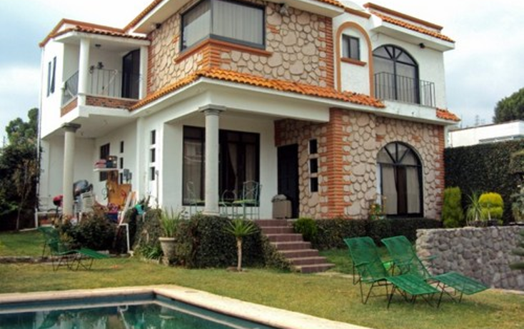 Foto de casa en venta en  , tzompantle norte, cuernavaca, morelos, 1078945 No. 01