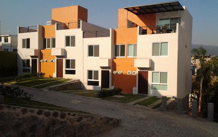 Foto de casa en condominio en venta en  , tzompantle norte, cuernavaca, morelos, 1266359 No. 01