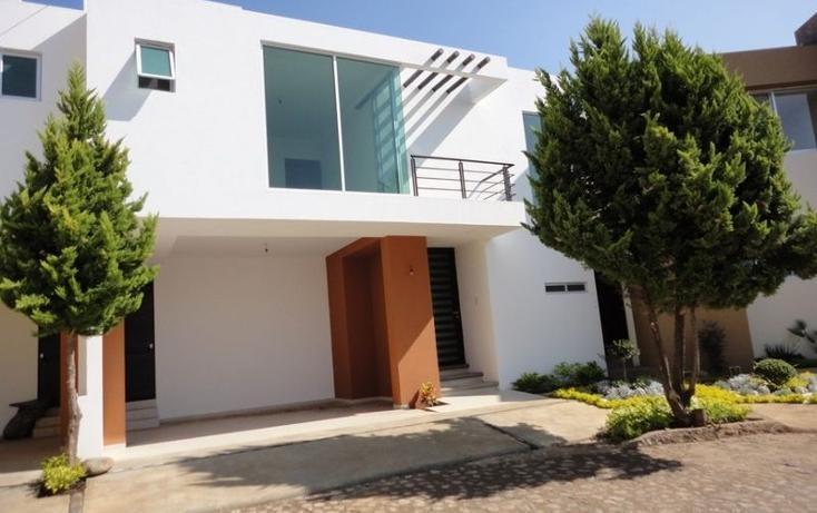 Foto de casa en venta en  , tzompantle norte, cuernavaca, morelos, 1681218 No. 01