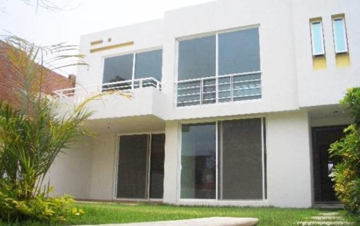 Foto de casa en venta en  , tzompantle norte, cuernavaca, morelos, 395742 No. 02