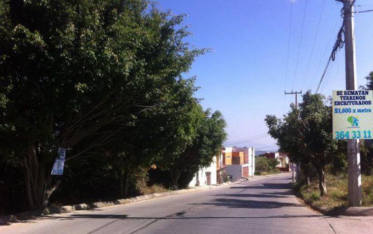 Foto de terreno habitacional en venta en tzompantle, santa maría ahuacatitlán, cuernavaca, morelos, 1736060 no 01