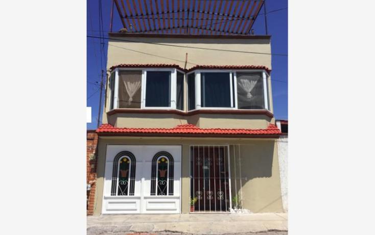 Foto de casa en venta en tzotziles 1, cerrito colorado, quer?taro, quer?taro, 1762714 No. 01