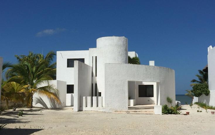 Foto de casa en venta en  , uaymitun, ixil, yucatán, 1498891 No. 01