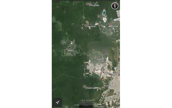 Foto de terreno habitacional en venta en  , ucu, ucú, yucatán, 1091385 No. 04