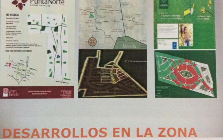 Foto de terreno habitacional en venta en  , ucu, ucú, yucatán, 1107579 No. 02