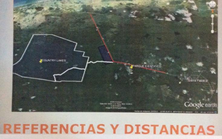 Foto de terreno habitacional en venta en  , ucu, ucú, yucatán, 1107579 No. 03