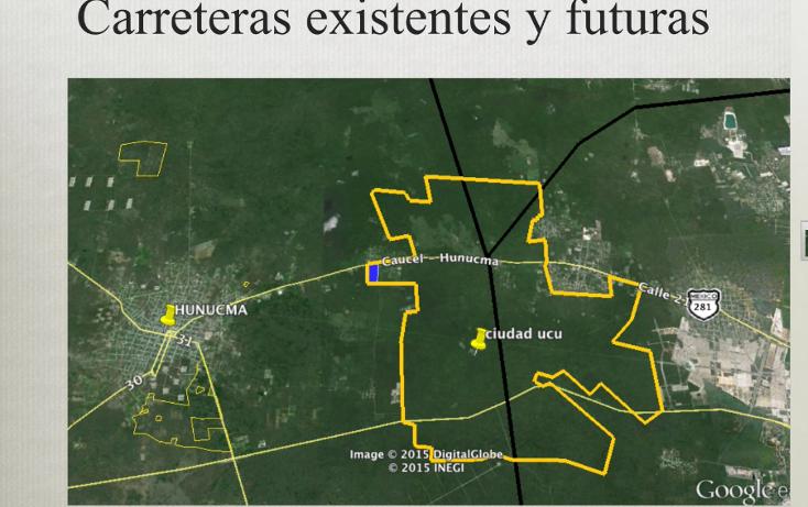 Foto de terreno comercial en venta en  , ucu, ucú, yucatán, 1291505 No. 03