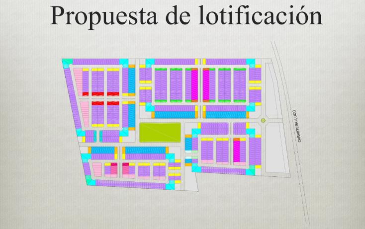 Foto de terreno comercial en venta en  , ucu, ucú, yucatán, 1291505 No. 08