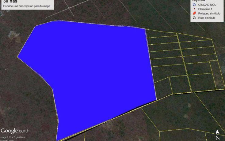 Foto de terreno comercial en venta en, ucu, ucú, yucatán, 1770062 no 01