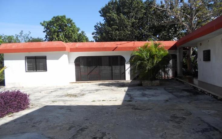 Foto de casa en venta en  , ucu, ucú, yucatán, 412854 No. 01