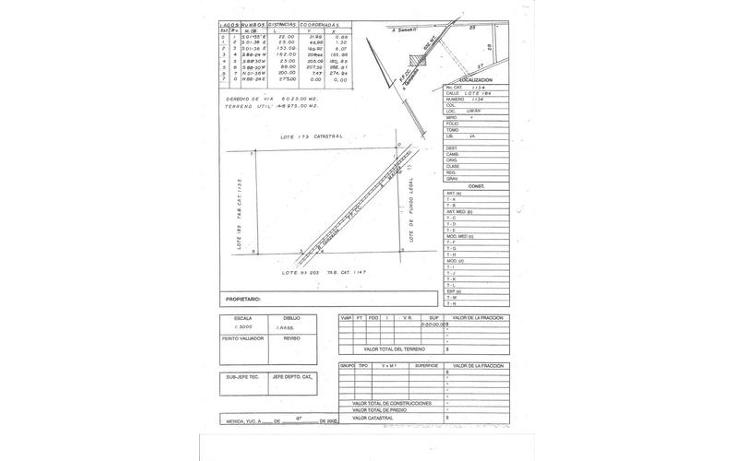 Foto de terreno comercial en venta en  , uman, umán, yucatán, 1078529 No. 04