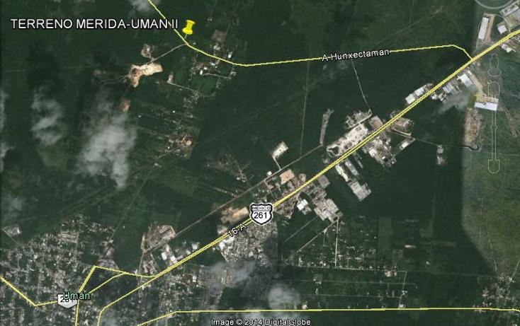 Foto de terreno habitacional en venta en  , uman, umán, yucatán, 1242807 No. 01