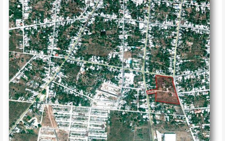 Foto de terreno habitacional en venta en  , uman, um?n, yucat?n, 1413463 No. 04