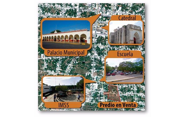 Foto de terreno habitacional en venta en  , uman, umán, yucatán, 1719266 No. 01