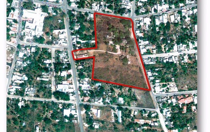 Foto de terreno habitacional en venta en, uman, umán, yucatán, 1719266 no 04
