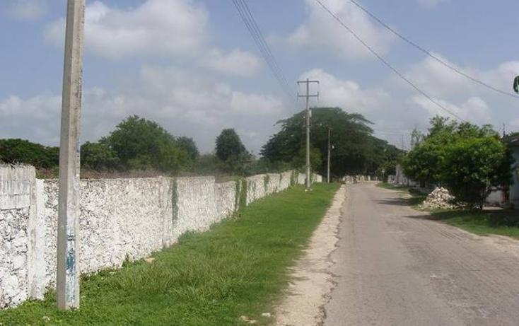 Foto de terreno habitacional en venta en  , uman, umán, yucatán, 1719266 No. 05