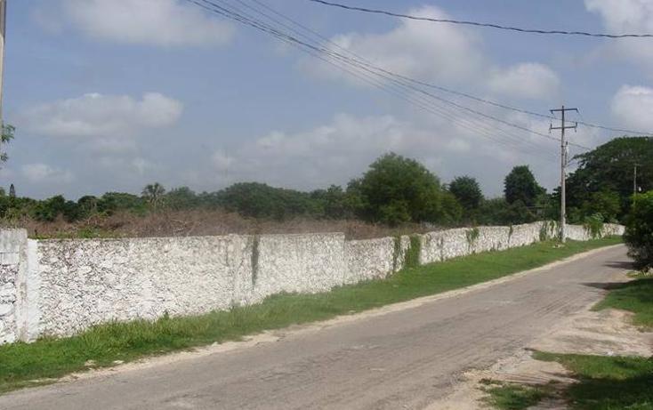 Foto de terreno habitacional en venta en  , uman, umán, yucatán, 1719266 No. 07