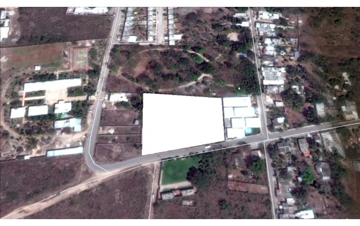 Foto de terreno habitacional en venta en  , uman, um?n, yucat?n, 1957612 No. 01