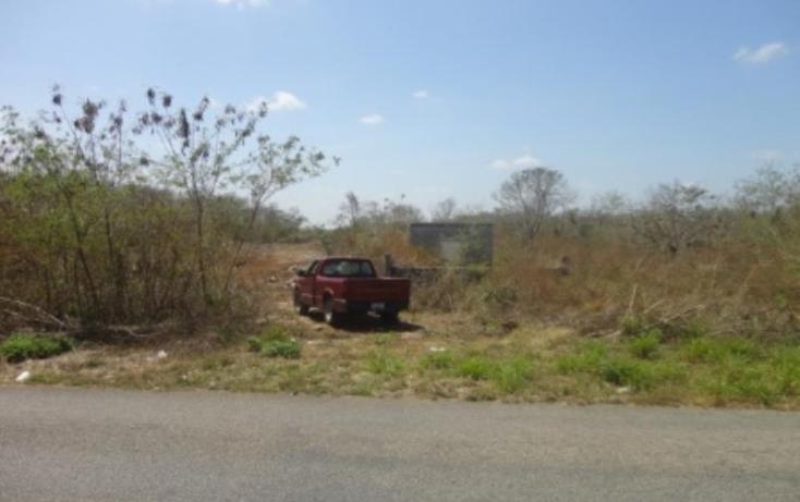 Foto de terreno habitacional en venta en  , uman, um?n, yucat?n, 422897 No. 01
