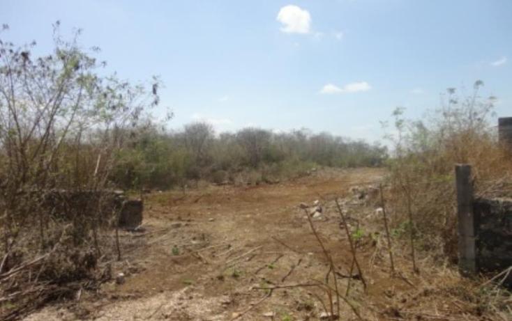 Foto de terreno habitacional en venta en  , uman, um?n, yucat?n, 422897 No. 05