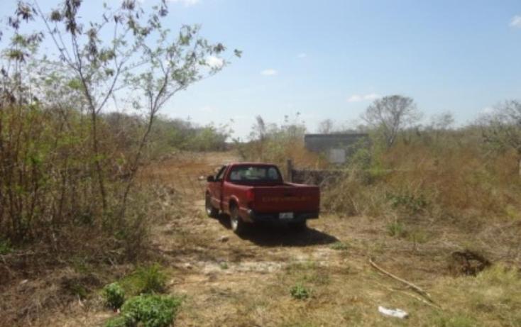 Foto de terreno habitacional en venta en  , uman, um?n, yucat?n, 422897 No. 06