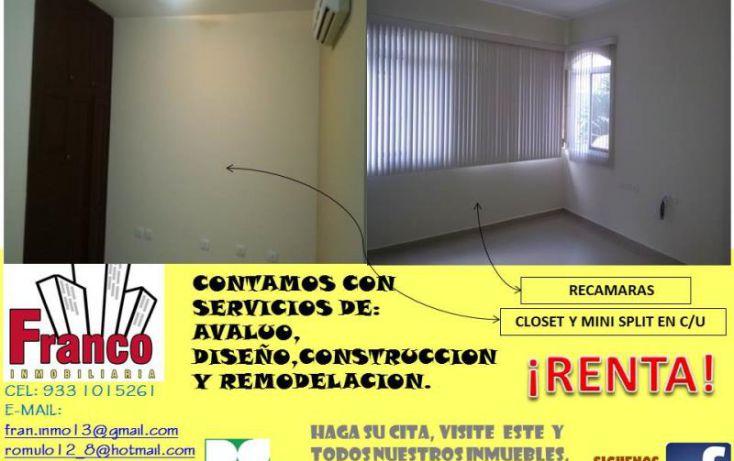 Foto de casa en renta en única calle, san francisco, comalcalco, tabasco, 1151265 no 05