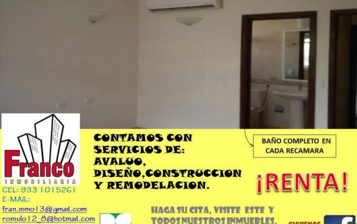 Foto de casa en renta en única calle, san francisco, comalcalco, tabasco, 1151265 no 06