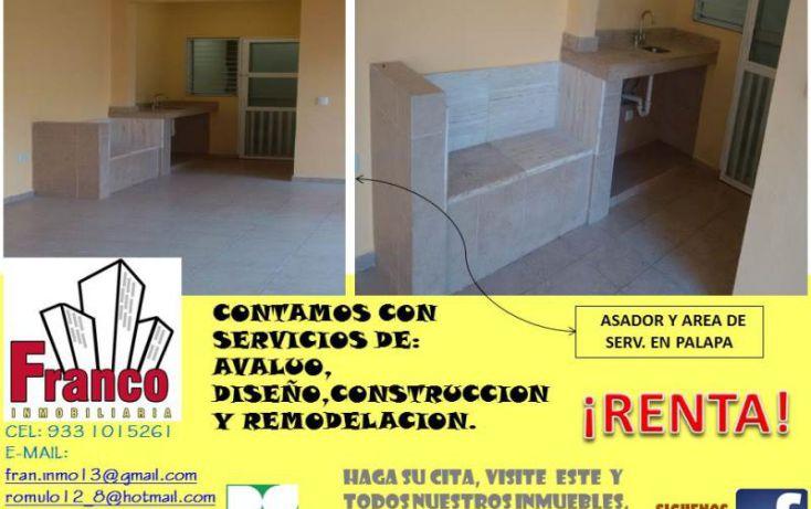 Foto de casa en renta en única calle, san francisco, comalcalco, tabasco, 1151265 no 08