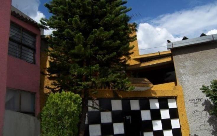 Foto de casa en venta en  , unidad barrientos, tlalnepantla de baz, méxico, 857505 No. 01