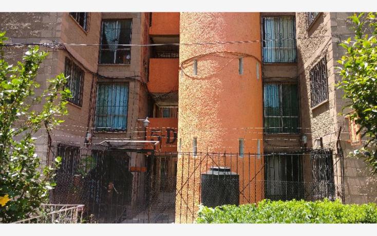 Foto de departamento en venta en unidad canteras del p??on viejo 102, jos? maria morelos y pav?n, iztapalapa, distrito federal, 2010088 No. 01