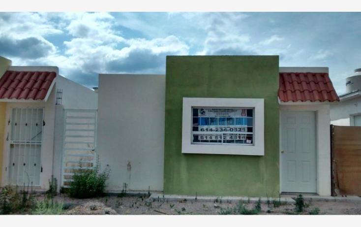 Foto de casa en venta en  , unidad, chihuahua, chihuahua, 1533916 No. 01