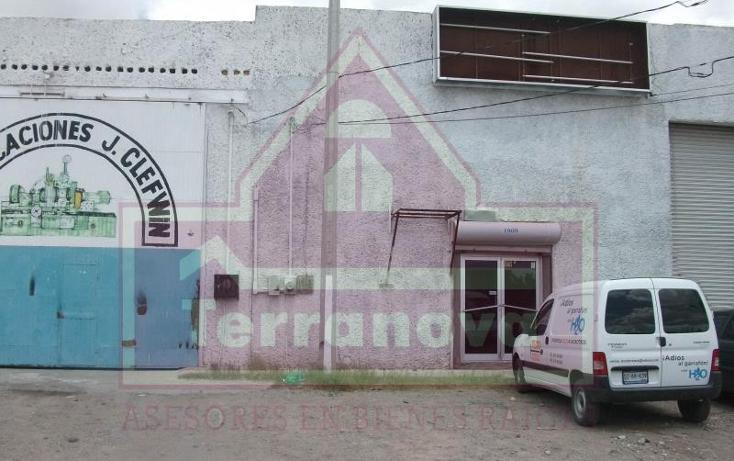 Foto de nave industrial en venta en  , unidad chihuahua, chihuahua, chihuahua, 523639 No. 01