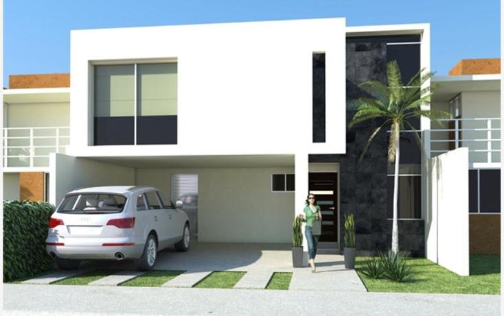 Foto de casa en venta en  , unidad guadalupe, puebla, puebla, 395711 No. 01