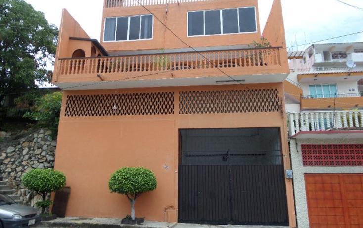 Foto de casa en venta en unidad habitacional adolfo lopez mateos casa 3 3 , adolfo lópez mateos, acapulco de juárez, guerrero, 1773322 No. 01
