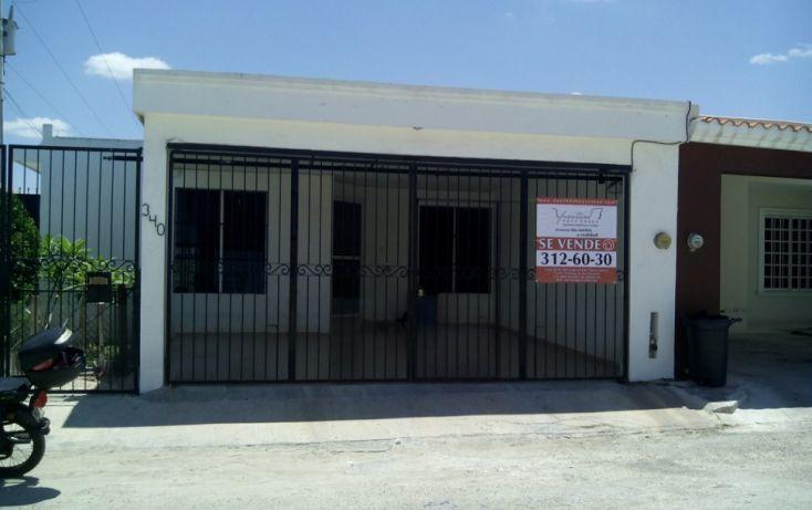 Foto de casa en venta en, unidad habitacional ctm, mérida, yucatán, 1119343 no 01