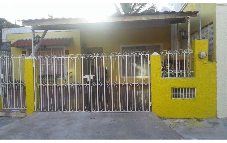Foto de casa en venta en  , unidad habitacional ctm, m?rida, yucat?n, 1511075 No. 01