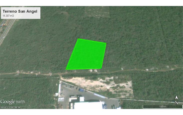 Foto de terreno habitacional en venta en  , unidad habitacional ctm, m?rida, yucat?n, 2043120 No. 01