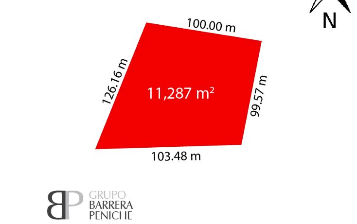 Foto de terreno habitacional en venta en  , unidad habitacional ctm, m?rida, yucat?n, 2043120 No. 03