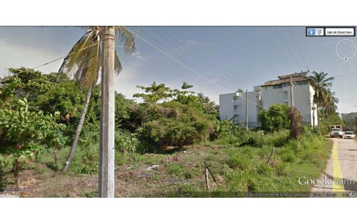Foto de terreno habitacional en venta en unidad habitacional diamante 239 239 , la zanja o la poza, acapulco de juárez, guerrero, 1773330 No. 07