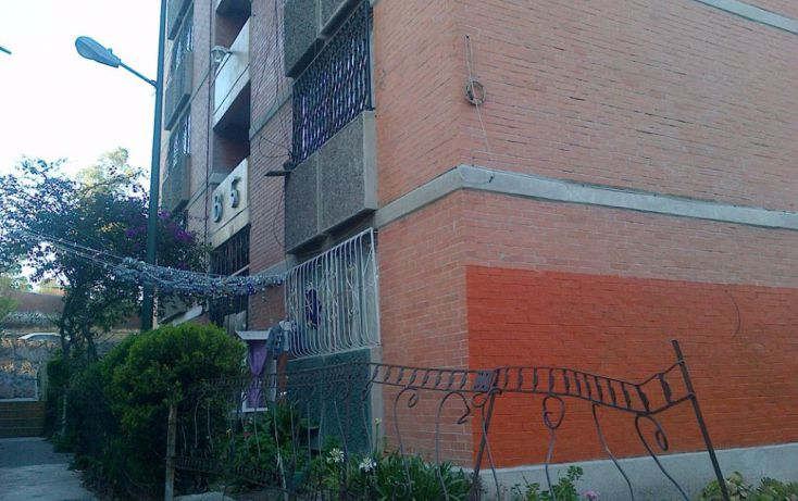 Foto de departamento en venta en unidad habitacional tenayo edif b25 depto 102, el tenayo, tlalnepantla de baz, estado de méxico, 1799033 no 01