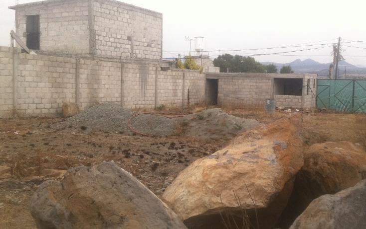Foto de terreno habitacional en venta en  , unidad la calera, mineral de la reforma, hidalgo, 1292093 No. 01