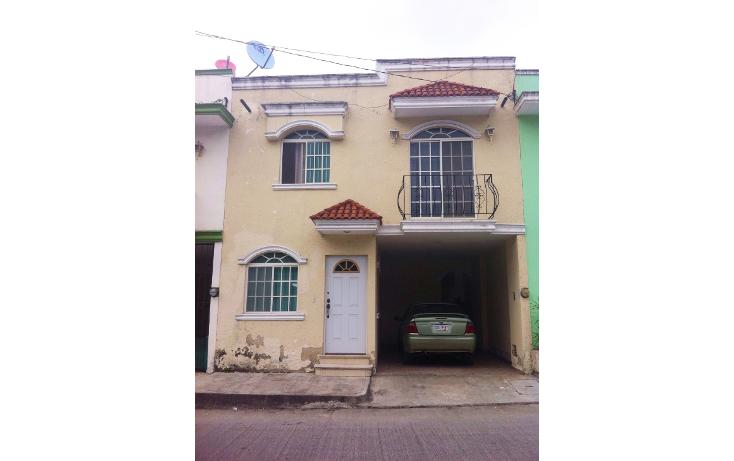 Foto de casa en venta en  , unidad modelo (ampliación), tampico, tamaulipas, 1289999 No. 01